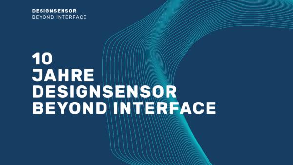 Designsensor 10 Jahre Designsensor