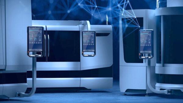 United Grinding Designsensor Human Machine Interface HMI C.O.R.E.